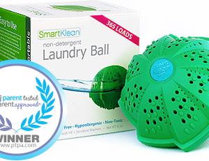 SmartKlean-Laundry-Ball Non-Detergent Laundry Ball